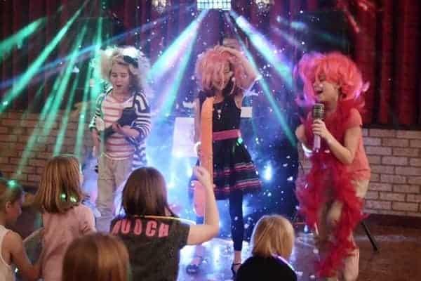 Disco rock fun