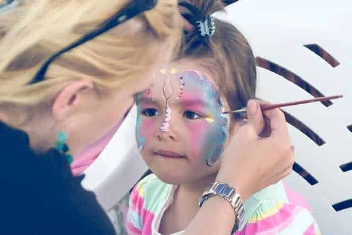 Five Fabulous Face Painting Ideas