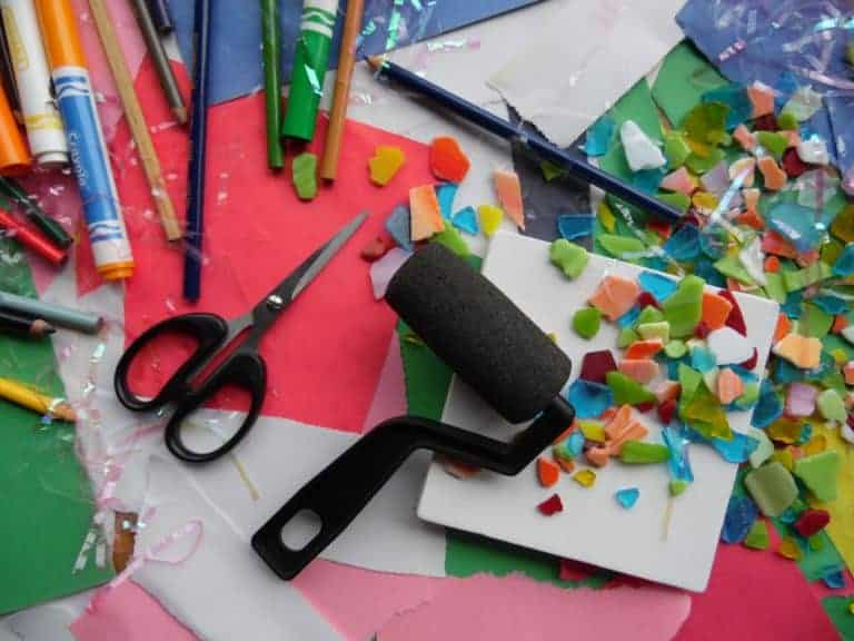 Arts and crafts birthday parties – Get their imagination flowing!