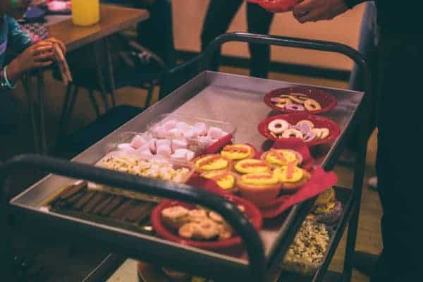 party food for the whole class