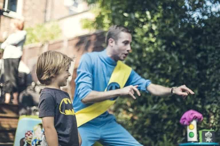 Parties for Active Kids