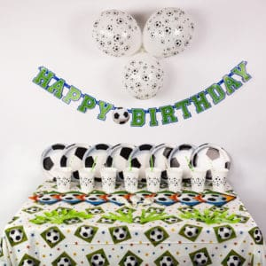 Deluxe Football Party Package