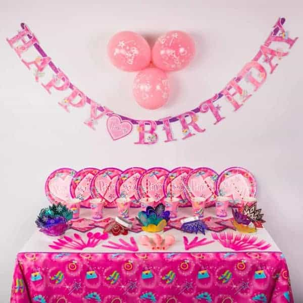Deluxe Princess Party Package