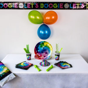 Deluxe Disco Party Package