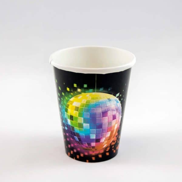 Disco Cups (8 Pack)