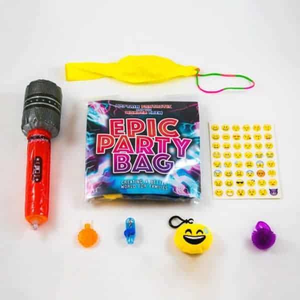 Epic Party Bag