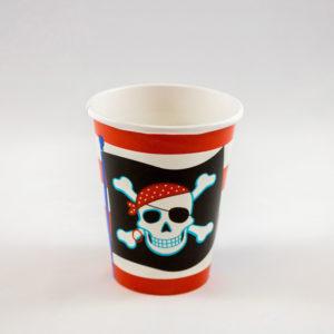 Pirate Cups (8 Pack)