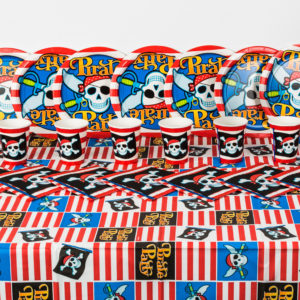 Basic Pirate Party Package