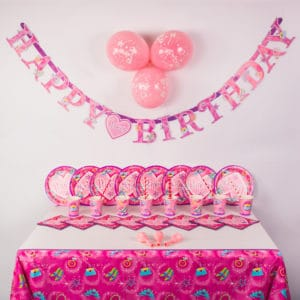 Premium Princess Party Package