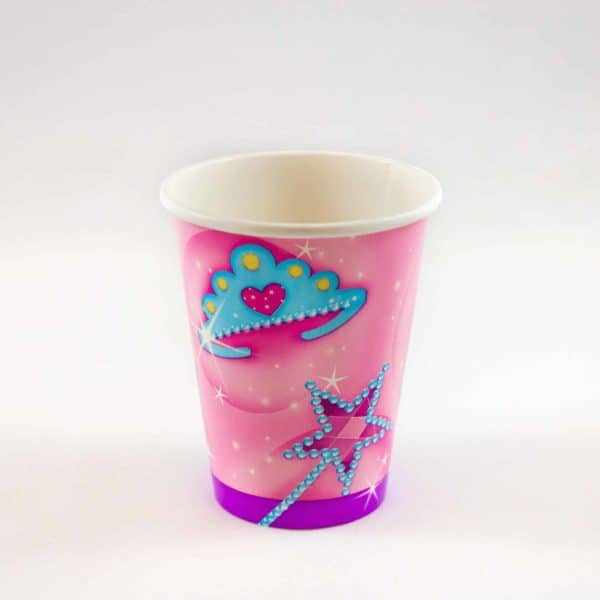 Princess Cups (8 Pack)