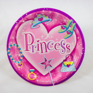 Princess Plates (8 Pack)