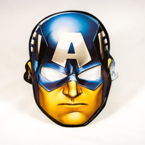 Superhero Masks (8 Pack)