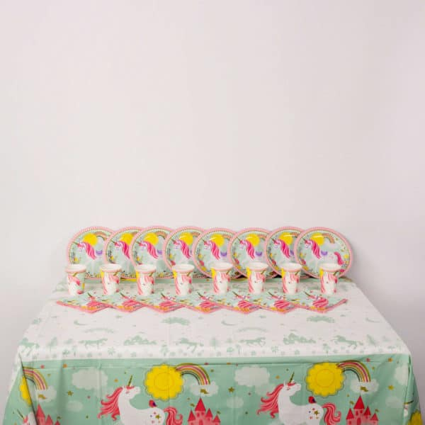 Unicorn Tablecover