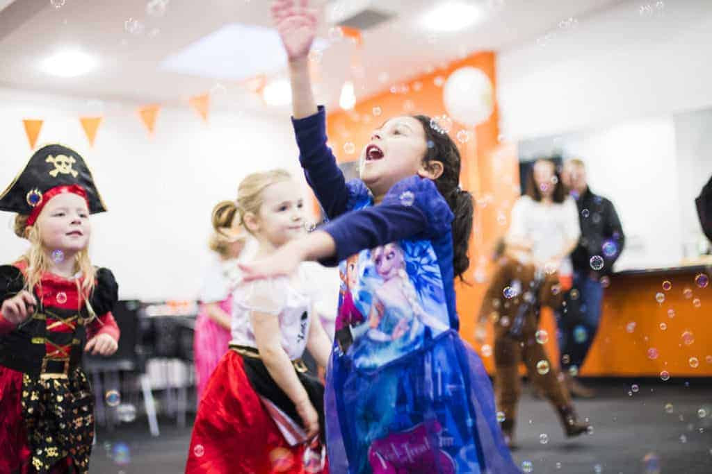 Picking a perfect venue for a childs party