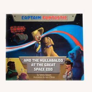 Captain Fantastic and the Hullabaloo at the Great Space Zoo