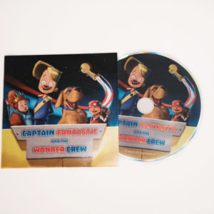 Captain Fantastic CD
