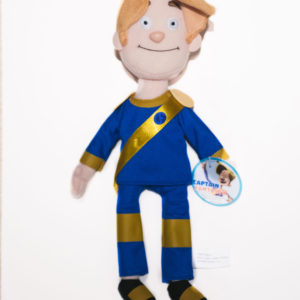 Captain Fantastic Doll