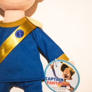 Captain Fantastic Doll