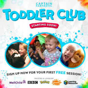 Toddler Club – 1 Month