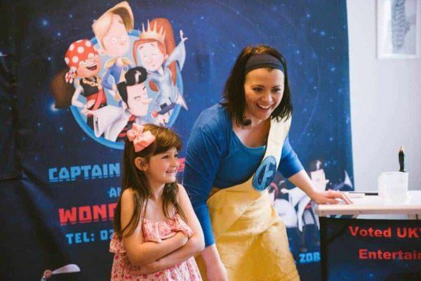 Premium Superhero Childrens Party