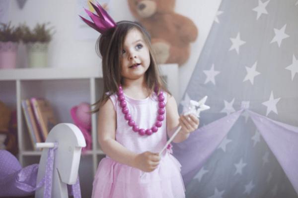 princess theme party london